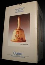 Goebel Hummel Annual Bell 1985 Eighth Edition B... - $10.99