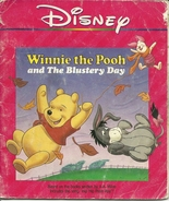 Winnie The Pooh And The Blustery Day Walt Disne... - $2.98