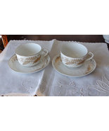 RARE And Hard To Find Antique Tea Cup and Sauce... - $70.00