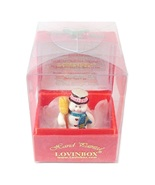 Lovinbox Christmas Box Hand Painted Snowman Fig... - $9.99