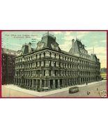 CINCINNATI OHIO PO Custom House City OH 1914 - $6.00