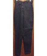 Womens Girls Dark Washed Hunt Club Jeans Size 6... - $9.99