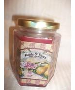 NEW - HOME INTERIORS Petals & Pears JAR CANDLE ... - $15.83