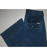 Lauren Jeans Co Denim Capri Cropped Pants Size 8 - $13.00