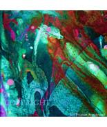 MAGIC DRAGON  Fine Art Canvas Giclee Blue Green... - $495.00