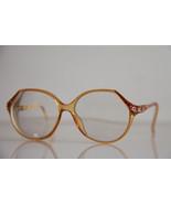 Vintage CHRISTIAN DIOR Eyewear, Crystal Gold, R... - $108.90