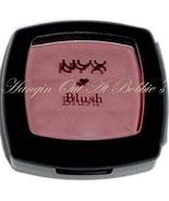 NYX Cosmetics Powder Blush #02 DUSTY ROSE New U... - $5.99