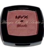 NYX Cosmetics Powder Blush #23 EXPRESSO New Unused - $5.99