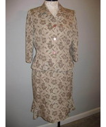 Le Suit Ladies Career Suit  Size 16 Petite - $35.00