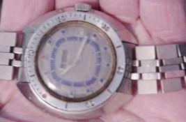 Benrus Vintage Men's Watch Silver-Tone /parts o... - $39.60