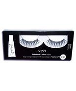 NYX Cosmetics Fabulous Lashes & Glue False Eyel... - $3.99