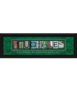Eastern Michigan Eagles Officially Licensed Fra... - $36.95