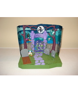 PLAYMATES TOYS THE SIMPSONS WORLD OF SPRINGFIEL... - $7.00