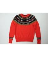 J. Crew Fair Isle Ski Sweater XS - $55.16