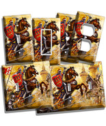 MEDIEVAL KNIGHTS LIGHT SWITCH OUTLET COVER WALL... - $7.99 - $15.99