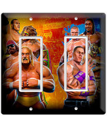 WWE SUPERSTAR WRESTLING COVER DOUBLE GFI ROCKER... - $10.79