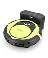 Yellow Hybrid Robot Vacuum and Dry Mop Cleaner - $310.11