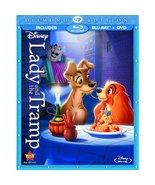 Disney's Lady and the Tramp, Diamond Edition, 2... - $50.00