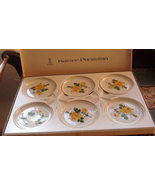 Set of 6 Kaiser Porcelain