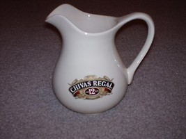 Chivas Regal 38 oz Ceramic Barware Water Pitche... - $15.00