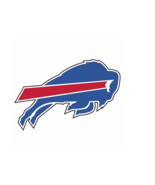 NFL Buffalo Bills Window Film Decal Logo - $21.88