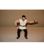 WWE Steve Blackman Figure 1998 Jakks Pacific Bo... - $4.00
