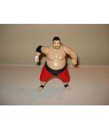 WWE Yokozuna Figure 1997 Jakks Pacific BCA WWF - $6.00