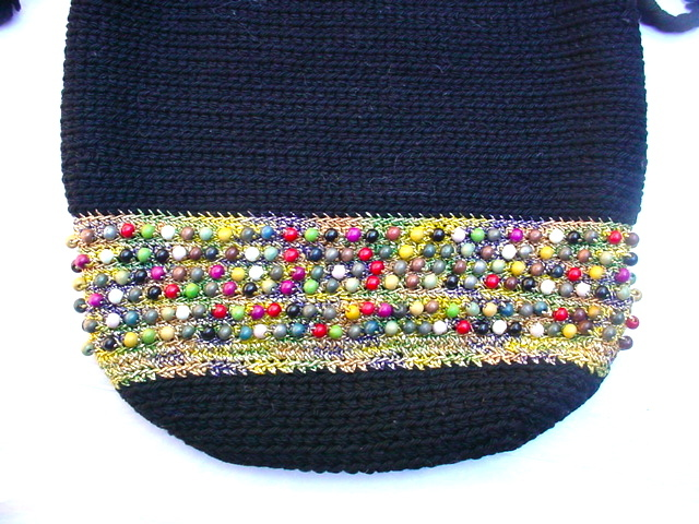 Vintage_black_crochet_bag_3