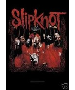 SLIPKNOT CD COVER Red Suits 29