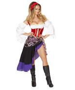Roma Sexy Gypsy Maiden Fortune Teller Halloween... - $85.00