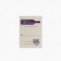 Vineyard Vows Response Cards - Pair with Vineyard Vows Wedding Invitation