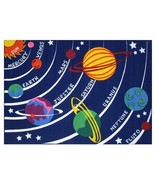 Solar System Rug Planets Science Galaxy Area Ac... - $35.03 - $53.08