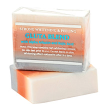 12 Bars of Premium Maximum Whitening / Peeling Soap w/ Glutathione and Arbutin - $111.46