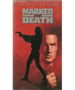 Marked For Death VHS Steven Seagal Joanna Pacula - $1.99