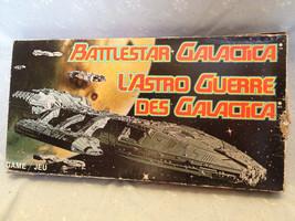 Battlestar Galactica Board Game 1978 Parker Bro... - $32.00