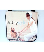 Audrey Hepburn Vintage Bicycle Sling Messenger ... - $20.00