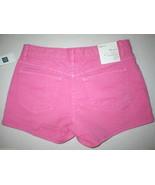 New Girls NWT Gap Kids 1969 Pink Jean Denim Sho... - $40.00