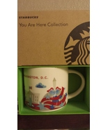 Starbucks 2014 Washington, DC You Are Here Coll... - $25.99