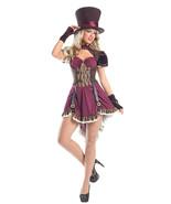 Be Wicked Steampunk Mad Hatter Wonderland Hallo... - $68.00 - $103.00