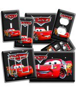 DISNEY CARS  LIGHTNING McQUEEN LIGHT SWITCH OUT... - $7.99 - $17.59