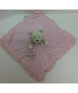Carters Sweet Baby Girl Blanket Security Bear F... - $34.62