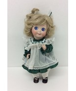 Karen Geisler Porcelain Doll 1995 Big Blue Eyes... - $138.59