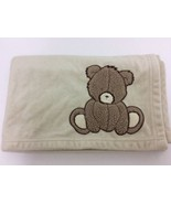 Dolly Baby Blanket Teddy Bear In Corner Brown T... - $29.69