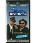 The Blues Brothers VHS John Belushi Dan Aykroyd... - $1.99