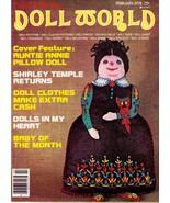 NATIONAL DOLL WORLD - vintage magazine - 1978 F... - $9.99