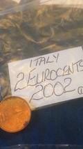 Italian Two Euro Cent 2 EuroCent Coins Italy Eu... - $2.95