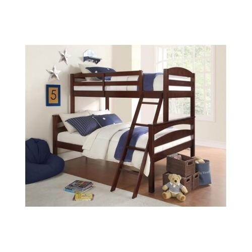 bunk beds kids twin over full bedroom furniture bedroom