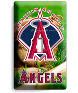 ANAHEIM ANGELS BASEBALL MLB TEAM LOGO SINGLE LI... - $9.99