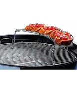 Weber Kettle Warming Rack bbq grill charcoal ch... - $54.16