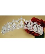 Regal Silver Plated Rhinestone Wedding and Quin... - $99.99